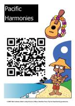 pacific harmonies qr poster