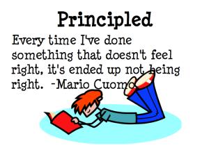 principled